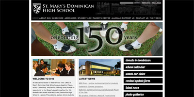 St. Mary&#039;s Dominican High School